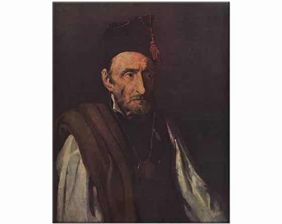 Jean Louis Theodore Gericault Portre