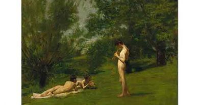 Thomas Eakins, Arcadia