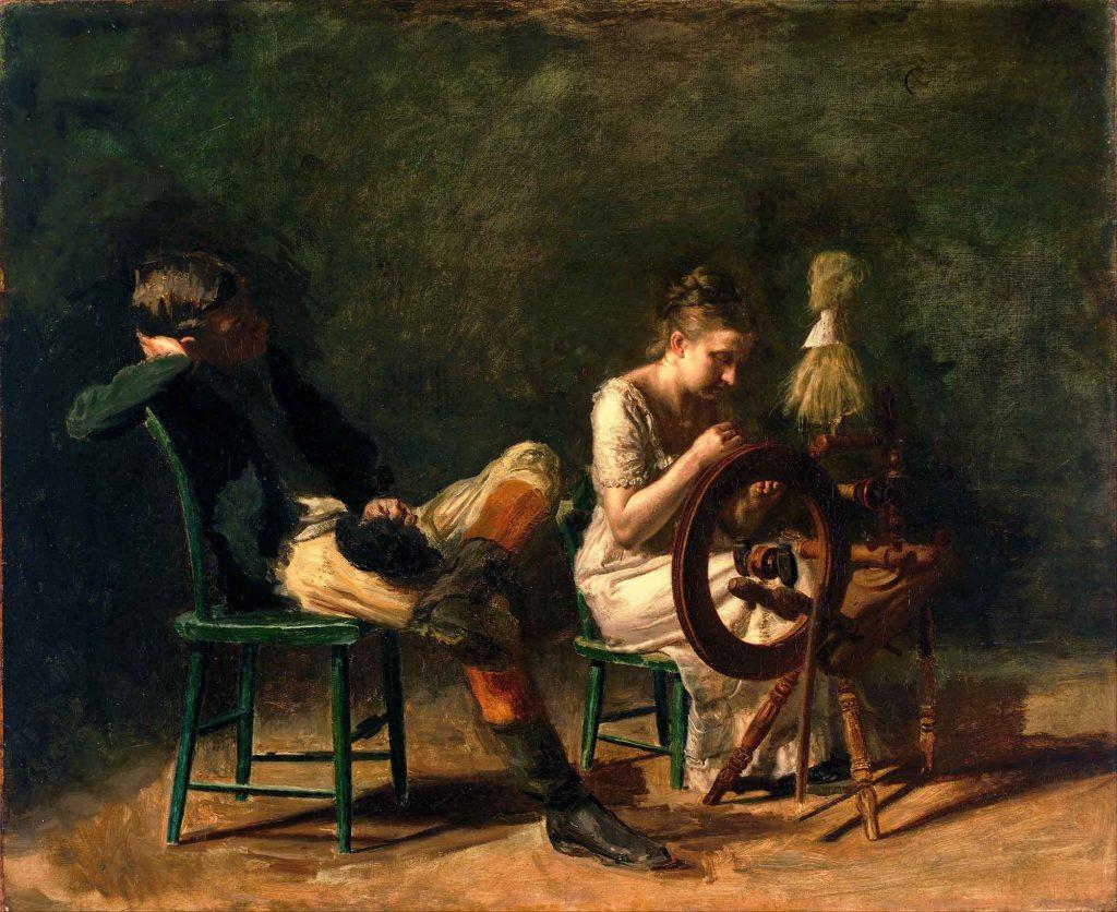 Thomas Eakins, Kur