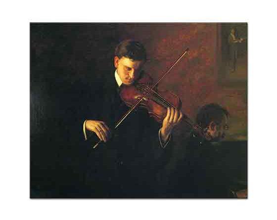 Thomas Eakins, Müzik