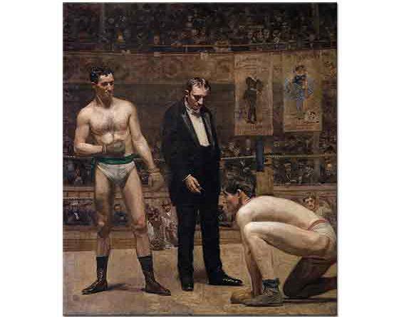 Thomas Eakins, Sayma