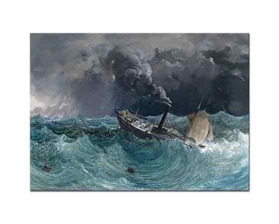 Thomas Ender Buharlı Gemi