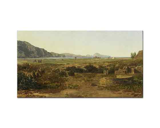 Thomas Ender Kıyı Manzarası