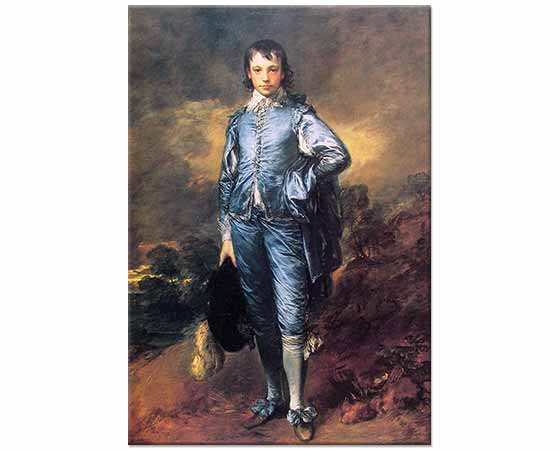 Thomas Gainsborough Mavi Çocuk