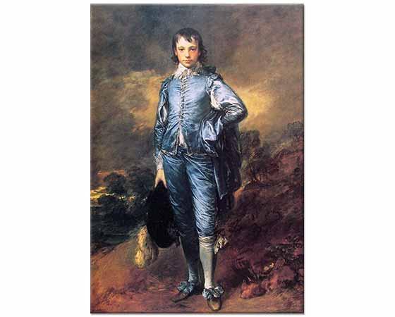 Thomas Gainsborough Mavi Çocuk