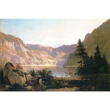 Thomas Hill Dağ Gölü