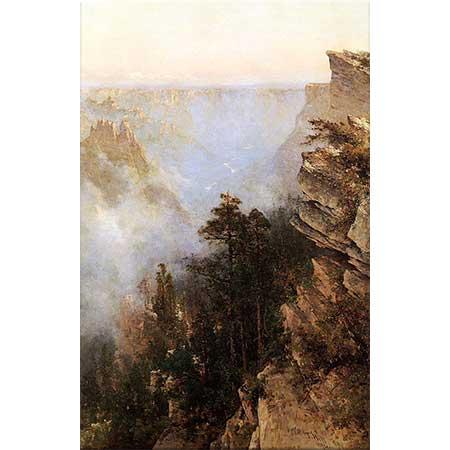 Thomas Hill Yosemite Kanyonu