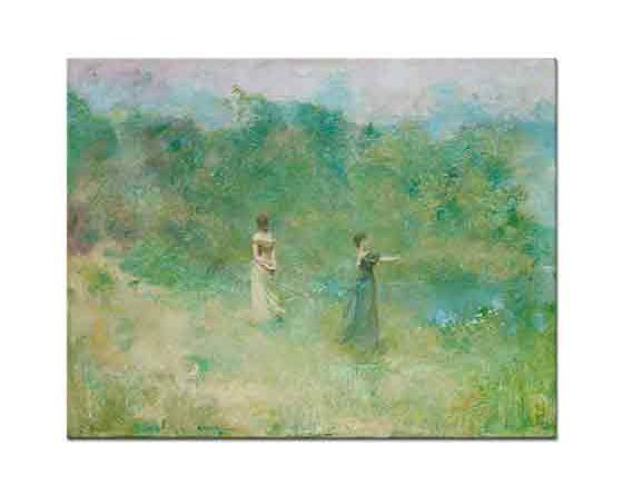 Thomas Wilmer Dewing Yaz