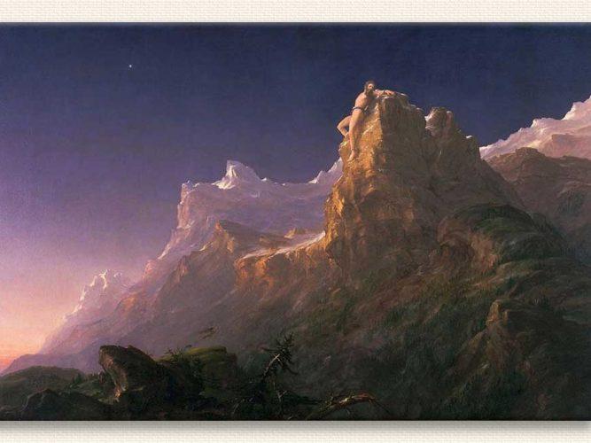 Thomas Cole Prometheus