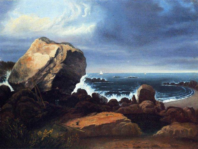 Thomas Doughty Scituate Sahili Massachusetts