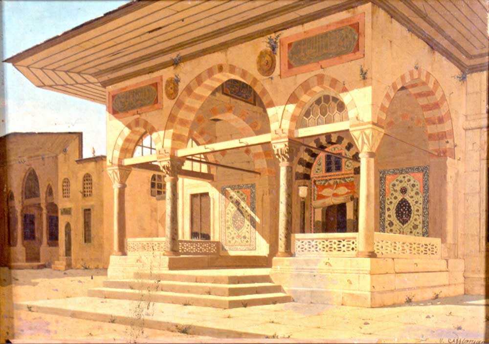 Viçen Arslanyan Sultan 2 Selim Türbesi