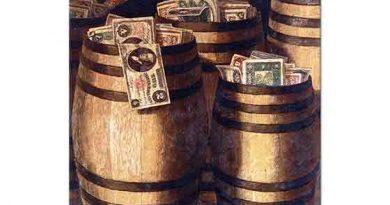 Victor Dubreuil Fıçılarla Para I