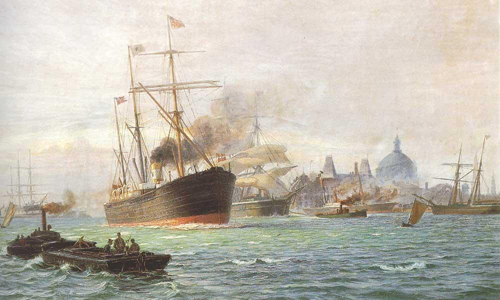 Vilhelm Karl Ferdinand Arnesen Thingvalla