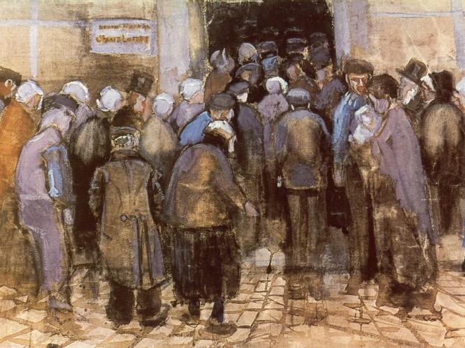 Vincent Willem van Gogh Piyango Ofisi