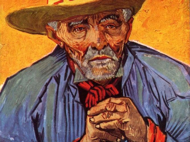 Vincent Willem van Gogh Yaşlı Çiftçi