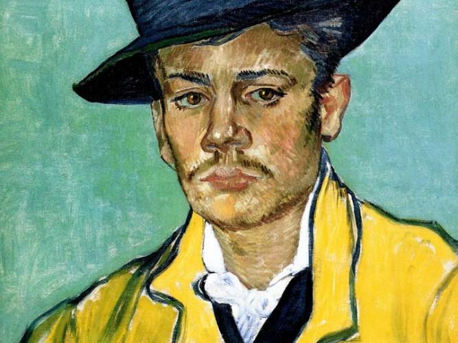 Vincent Willem van Gogh Armand Roulin