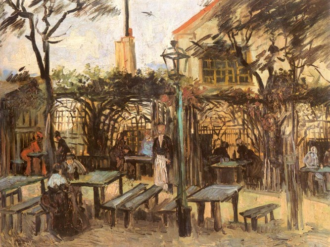 Vincent Willem van Gogh Meyhane
