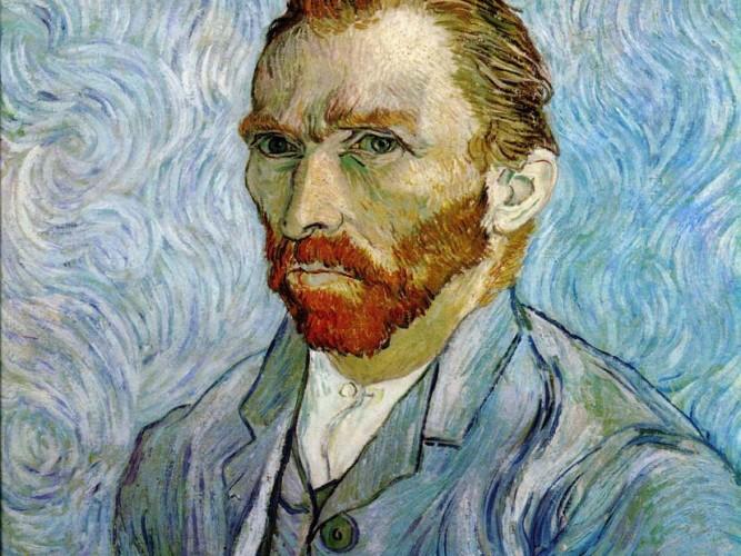 Vincent Willem van Gogh Portresi
