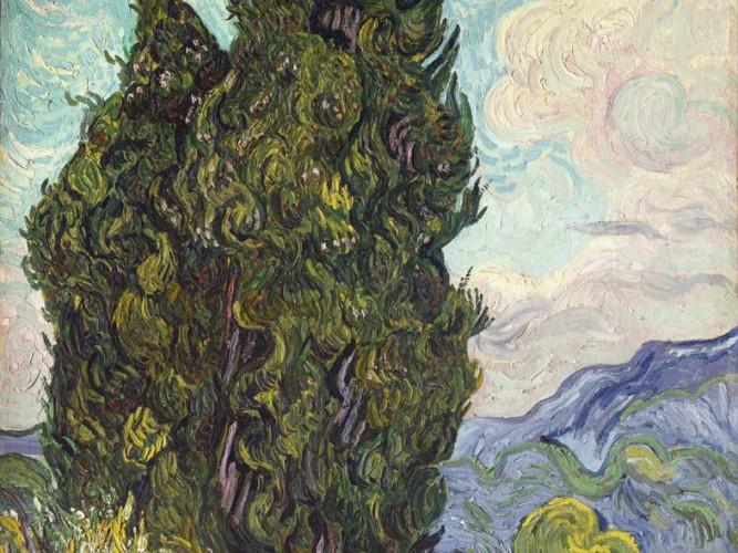 Vincent Willem van Gogh Selviler