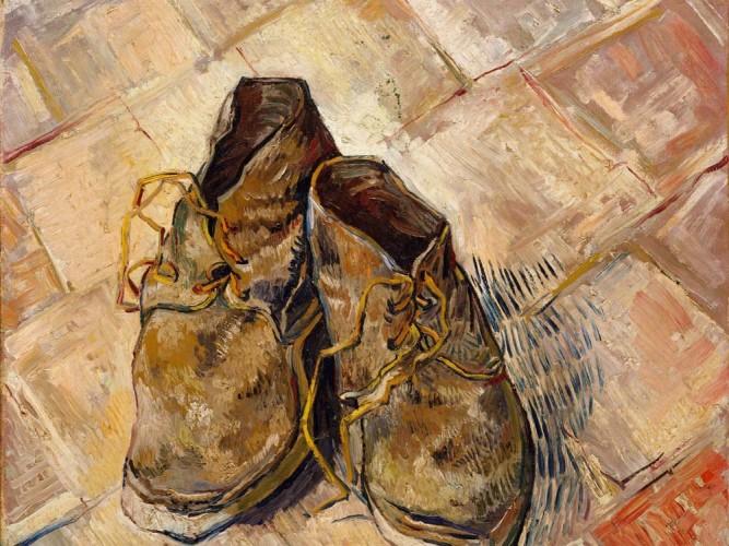 Vincent Willem van Gogh Ayakkabı Çifti