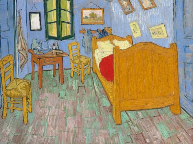 Vincent Willem van Gogh Yatak Odası