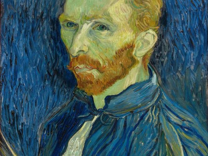 Vincent Willem van Gogh Kendi Portresi II