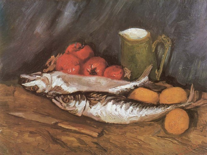 Vincent Willem van Gogh Uskumru