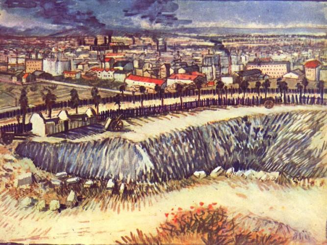 Vincent Willem van Gogh Fabrika Şehri
