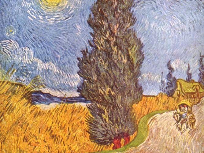 Vincent Willem van Gogh Yol