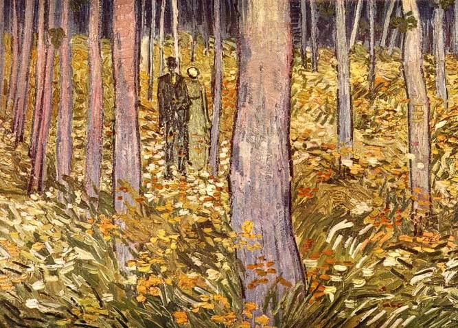 Vincent Willem van Gogh Ağaç Altı