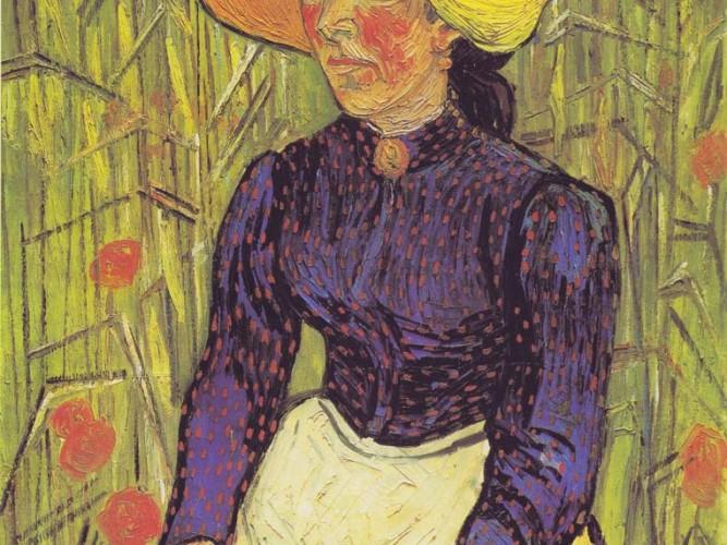 Vincent Willem van Gogh Genç Çifti Kız