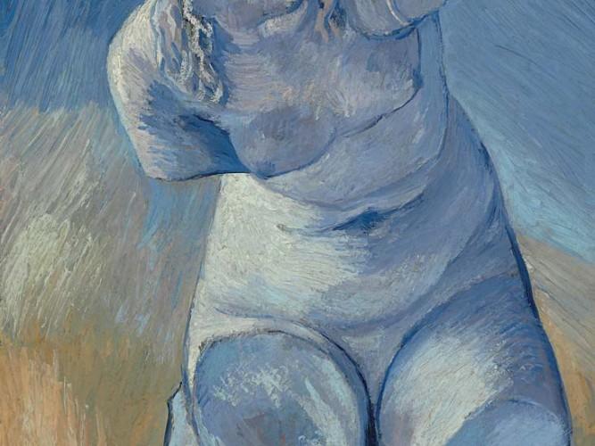 Vincent Willem van Gogh Torso