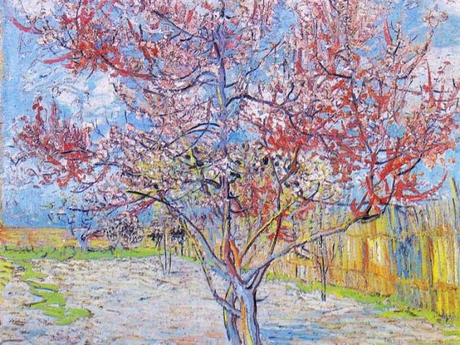 Vincent Willem van Gogh Bahar Hediyesi