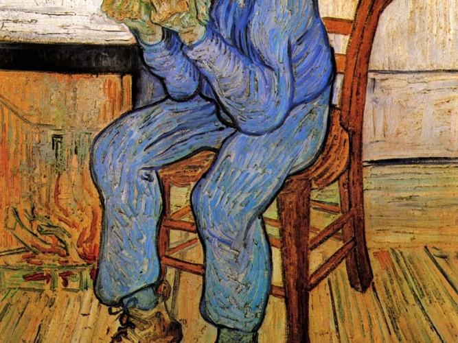 Vincent Willem van Gogh Ebediyetin Eşiğinde
