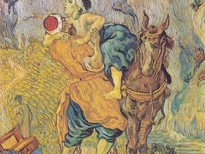 Vincent Willem van Gogh Merhamet