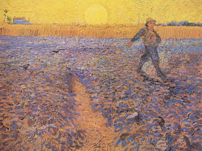 Vincent Willem van Gogh Ekim
