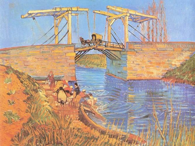 Vincent Willem van Gogh Anglois'de Köprü