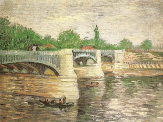Vincent Willem van Gogh Seine Nehri