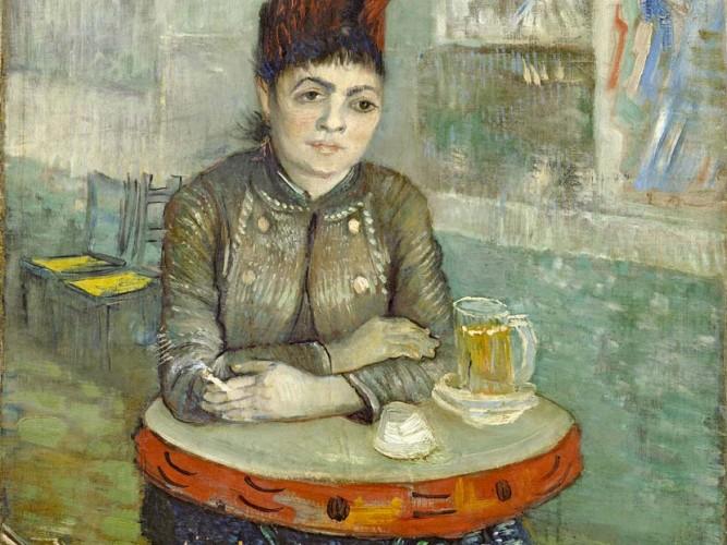 Vincent Willem van Gogh Agostina Segatori