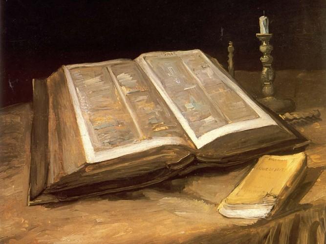 Vincent Willem van Gogh incil
