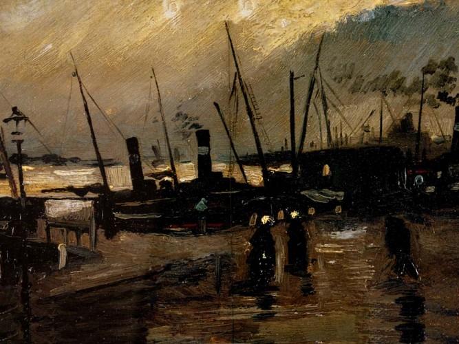 Vincent Willem van Gogh Antwerpen