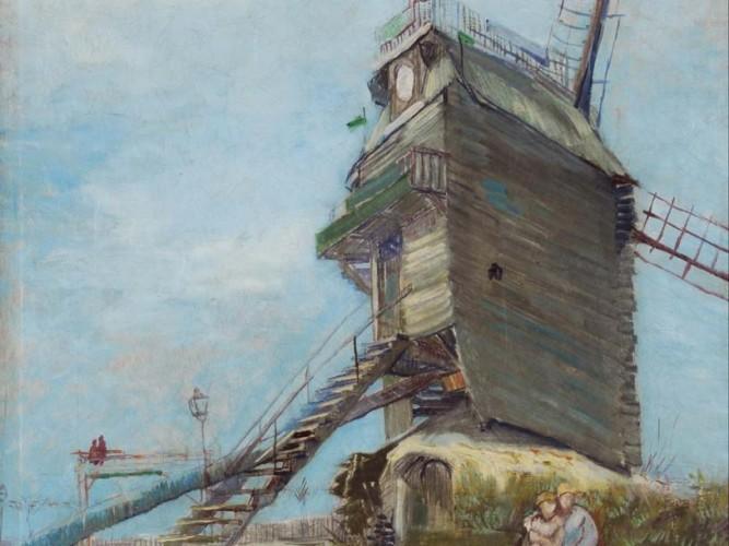 Vincent Willem van Gogh Değirmen