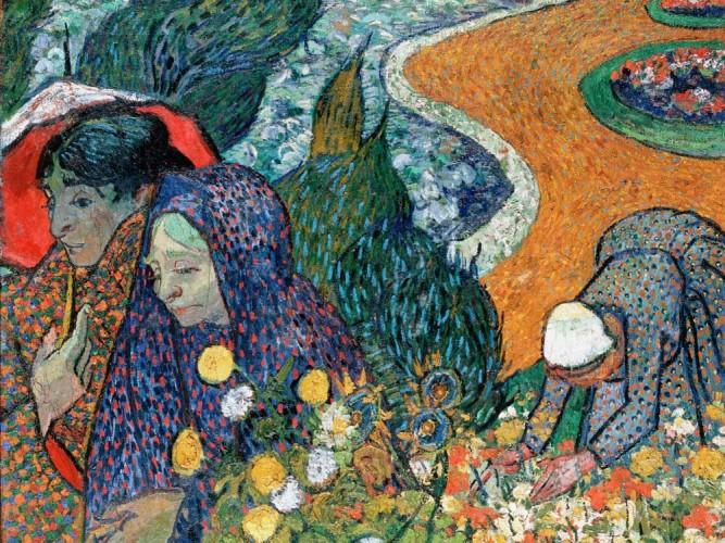 Vincent Willem van Gogh Arles'de Gezinti