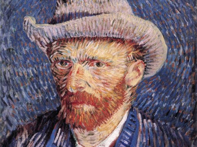 Vincent Willem van Gogh Kendi Resmi