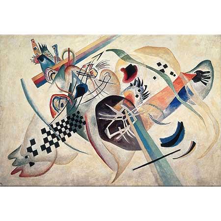 Wassily Kandinsky Kompozisyon 01