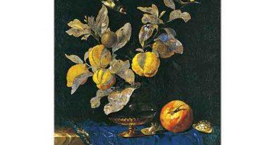 Willem van Aelst çiçekler ve Meyve