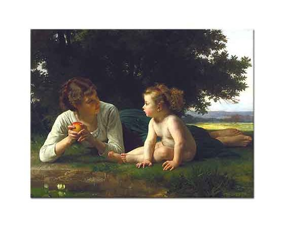William Adolphe Bouguereau Ayartma