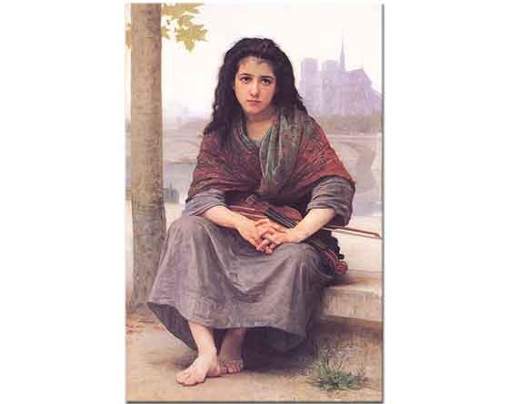 William Adolphe Bouguereau Bohemyalı