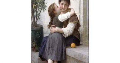 William Adolphe Bouguereau Gönül Alma
