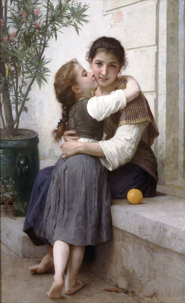 William Adolphe Bouguereau Gönül Alma